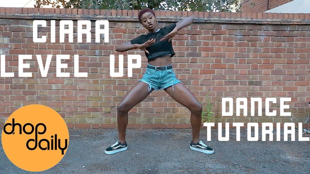 Level Up (Dance Tutorial)
