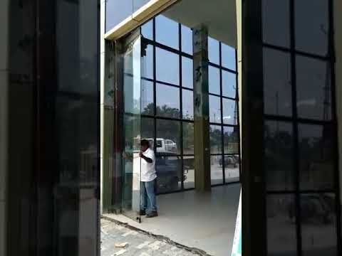 Folding Glass Doors in The Colony