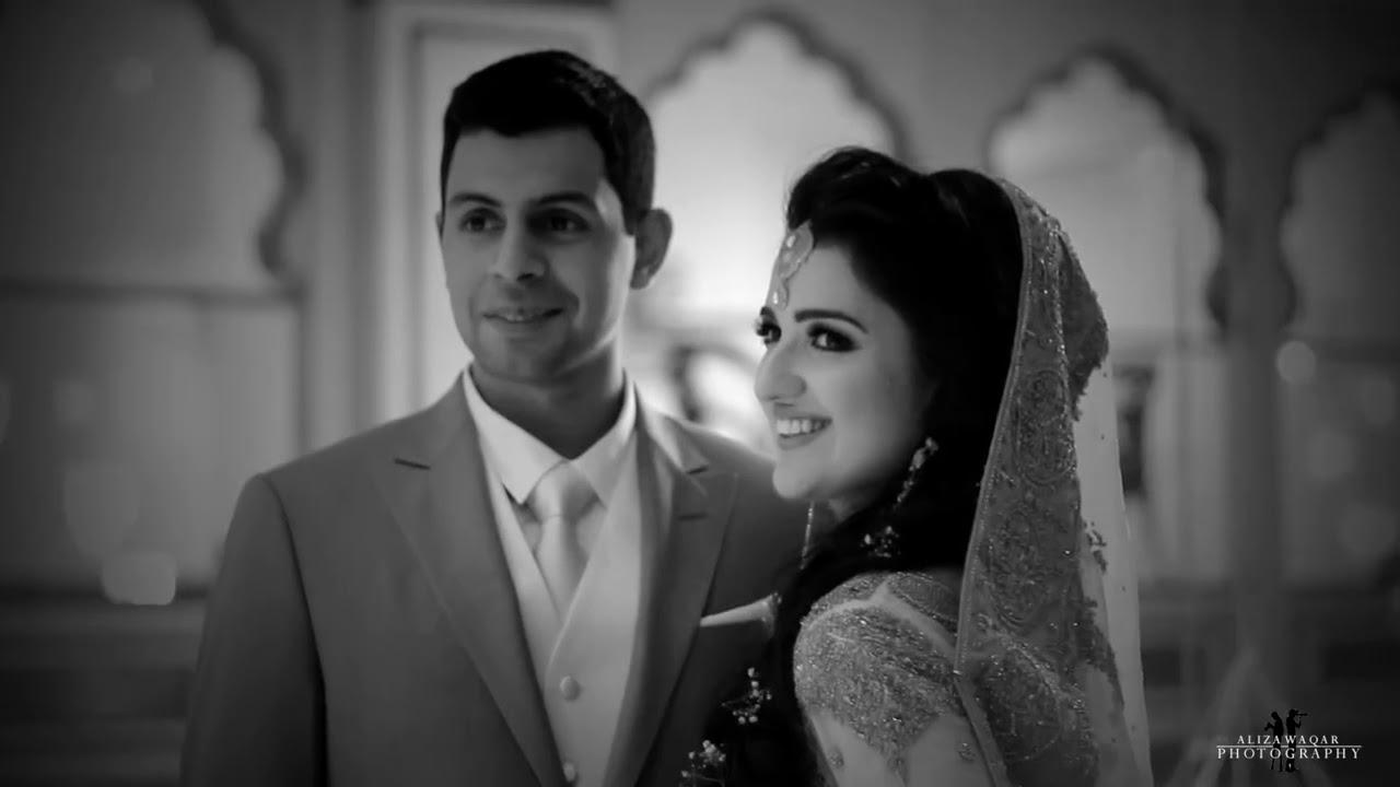 Sarah & Ammar - Walima Highlights / Aliza Waqar Photography