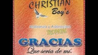 Christian Boy's - Álbum Gracias
