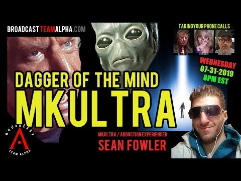 Dagger Of The Mind - MKULTRA - BTA WEEKLY