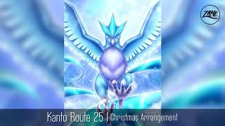 Kanto Route 25: Christmas Arrangement ► Pokémon Red/Blue/Green/Yellow