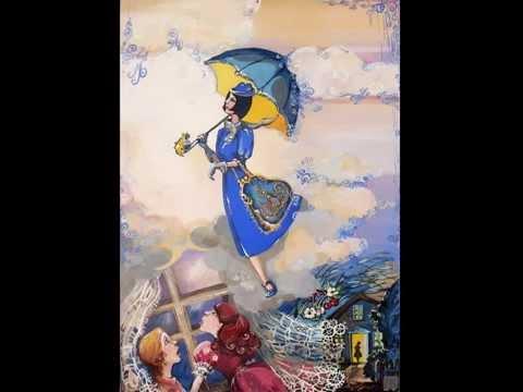 СЛУШАТЬ Детские сказки - Мэри Поппинс рассказывает сказку