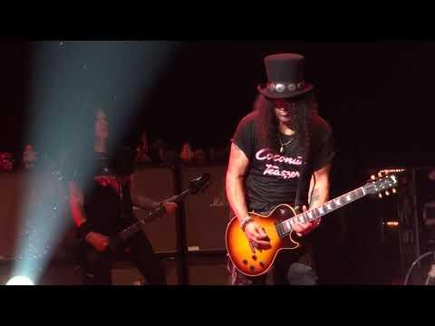 Slash feat. Myles Kennedy – Anastasia – In Houston Texas