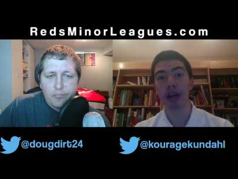Cincinnati Reds Minor League Talk: Episode 4