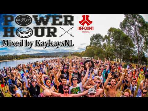 DEFQON POWERHOUR PACK YOUR BAGS MIX