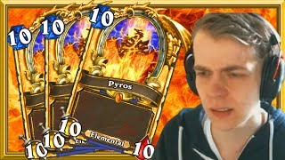 This Has To Be The Greediest Deck In The History Of Hearthstone