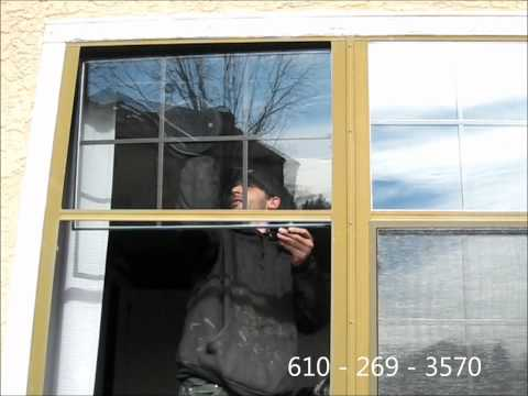 Economy Glass Window Repair Replacement - Chester County - Downingtown PA