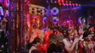Christmas 1983 BBC Top of the Pops end titles
