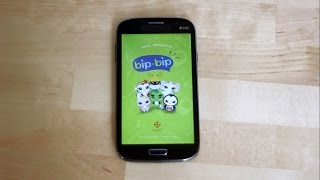Bipbip on Google Play Store