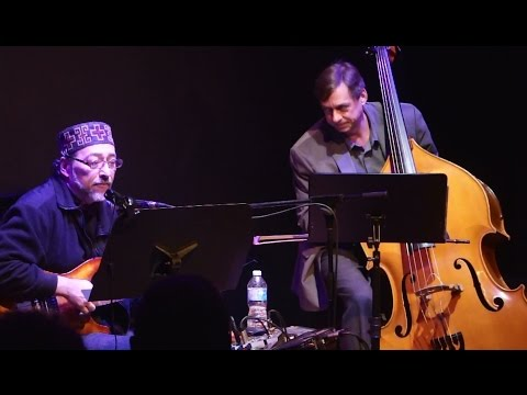 Jazz duets Zaza Zaalishvili and Eric Lagace Montreal Jazz