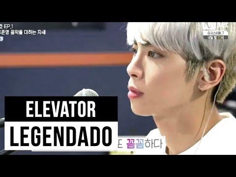 Jonghyun - Elevator (legendado)