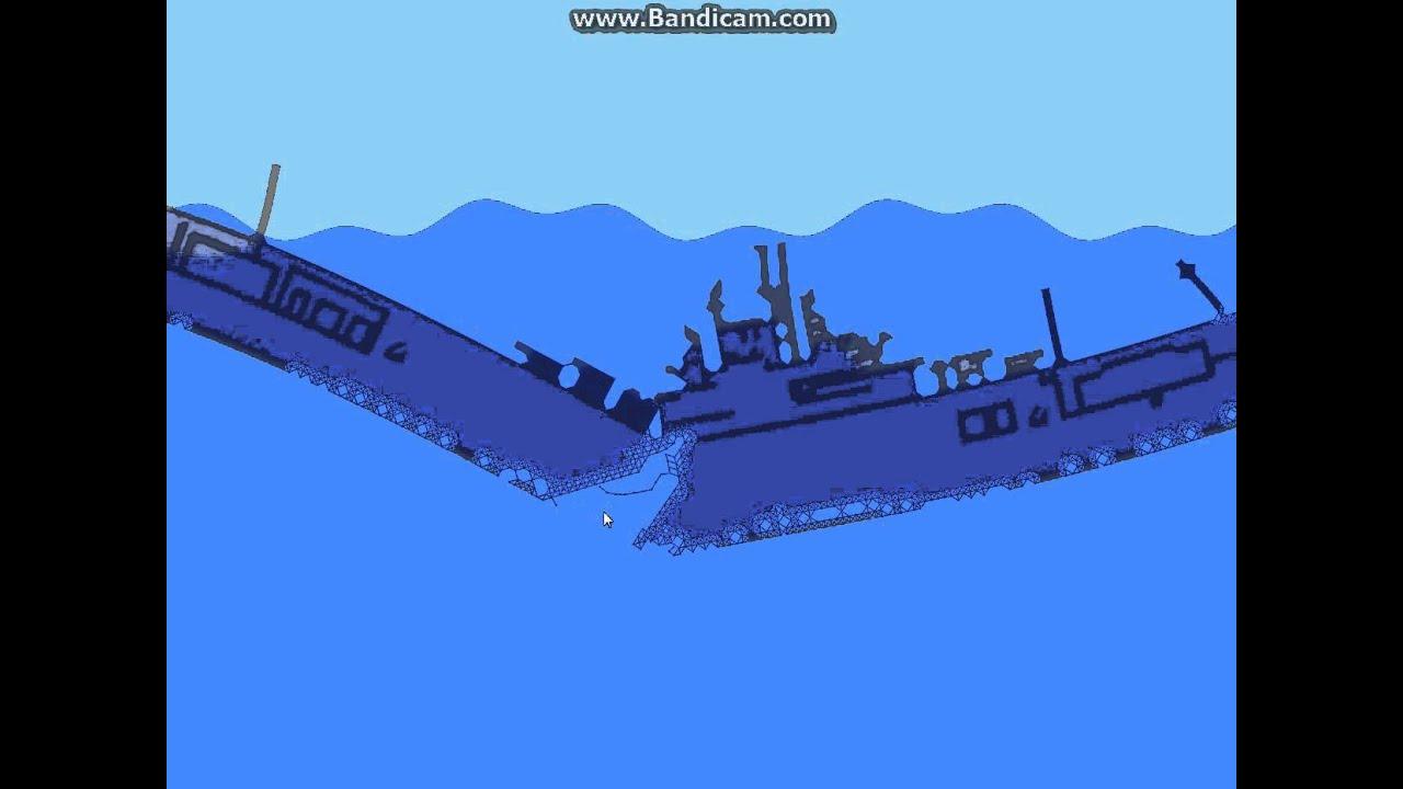 Симулятор затопления корабля скачать торрент