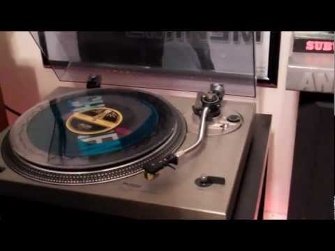 Jack White Liquid Filled Record- Record Store Day 2012