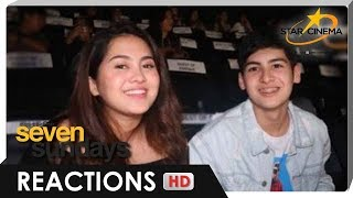 Reactions | 'Seven Sundays' | Charlene, Atasha, and Andres Muhlach