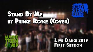 Stand By Me by Prince Royce (Cover) - Maine Teen Camp