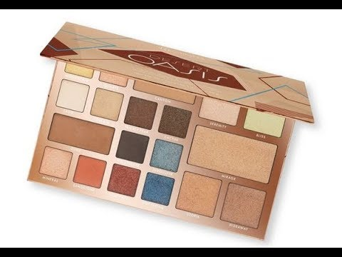 Desert Oasis 19 Color Shadow Highlighter Palette by BH Cosmetics #18