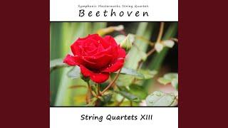 String Quartet No. 13, Op. 130: III. Andante con moto ma non troppo