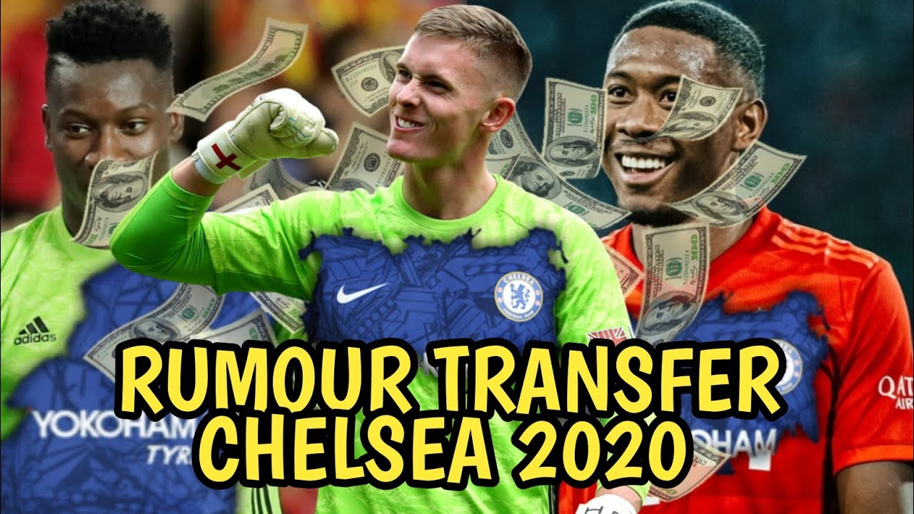 Pemain Incaran Chelsea 2020