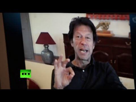 The Julian Assange Show: Imran Khan (E9)