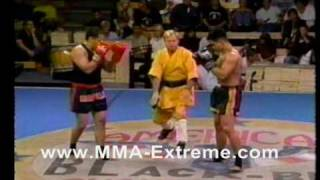 Cung Le 1998 SanShou demonstration