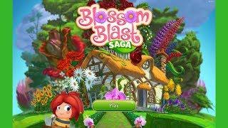 Blossom Blast Saga Gameplay Walkthrough