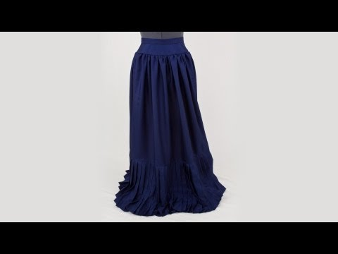 Simplicity  Pattern 2172 - Steampunk Skirt