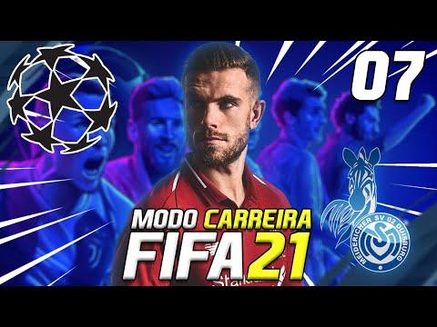 TROUXEMOS UM SUPER VOLANTE | T.04 Ep.07 | MODO CARREIRA FIFA 21