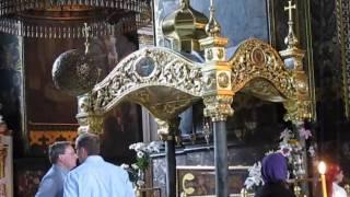 Владимирский собор Киев(владимирский собор киев, служба, колокола., 2010-06-25T14:56:56.000Z)