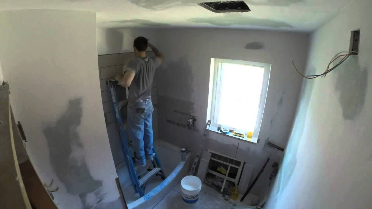 Bathroom Gut And Remodel Time Lapse YouTube - Gutting a bathroom