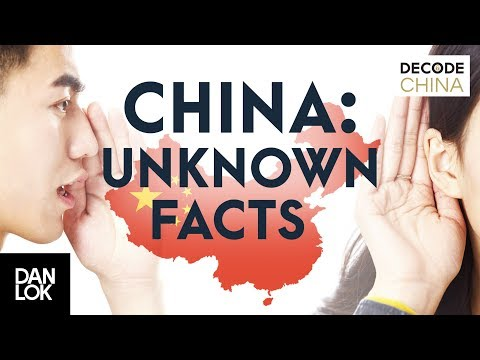 12 Facts You Don't Know About China