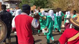 International Day for Street Children: Child Rights March, Tamale, Ghana