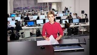 Выпуск новостей в 17:00 CET c Еленой Светиковой