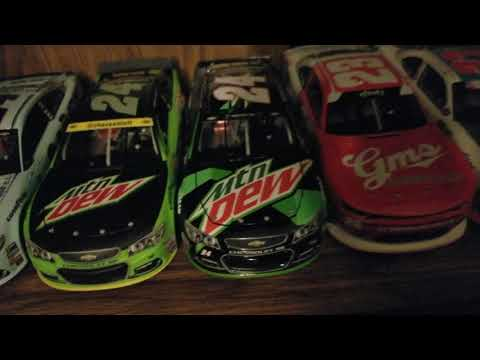 Download NASCAR Diecast Collection! 500 Subs Part 1