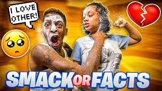 SMACKS OR FACTS CHALLENGE (WE SHOULDNT HAVE DONE THIS)