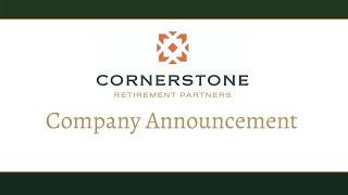 2021 Company Announcement