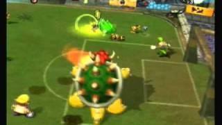Super Mario Strikers (Mushroom Cup) 3rd Match