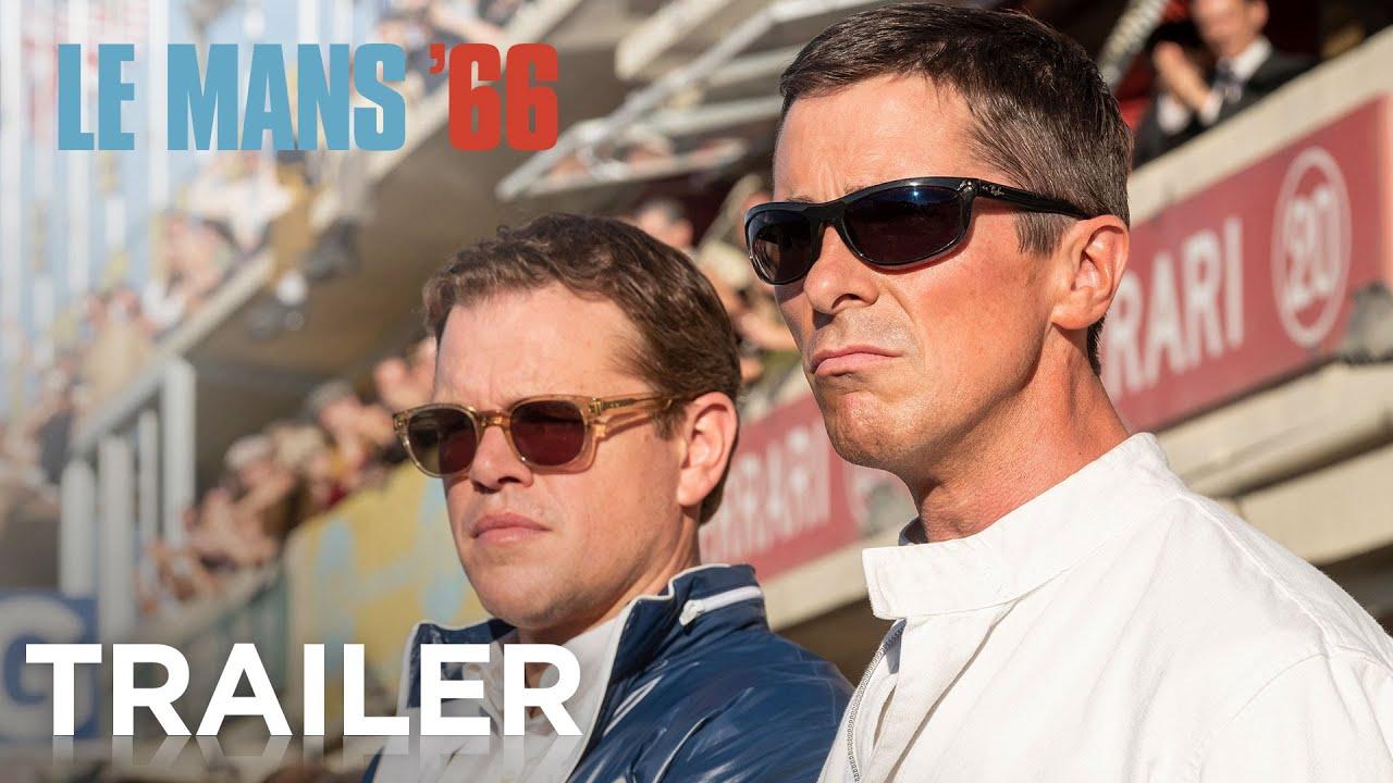 Le Mans '66 | Officiell Trailer 1 | 20th Century FOX