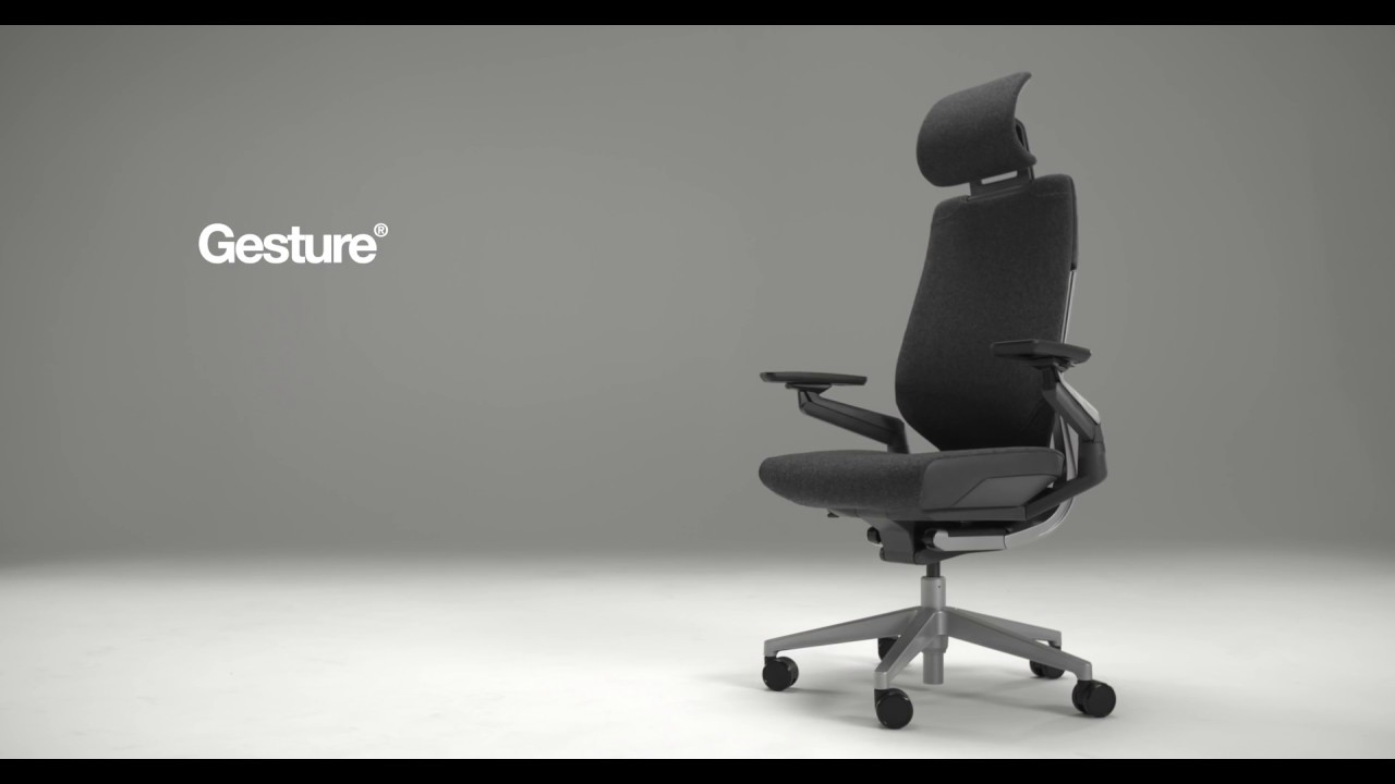 Steelcase Gesture Chair Rocking Glider Chairs Promo Youtube