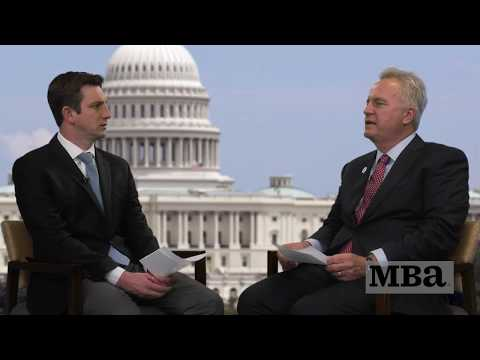 MBANow:  Vice Chairman Brian Stoffers, CMB of CBRE Capital Markets on CREF18