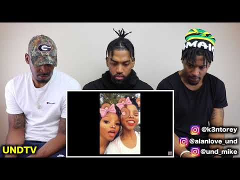 CHLOE x HALLE - GROWN (FROM GROWNISH) [REACTION]