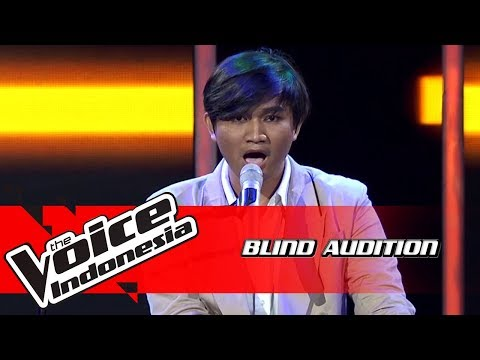 Ridwan - Don't Stop Me Now | Blind Auditions | The Voice Indonesia GTV 2018