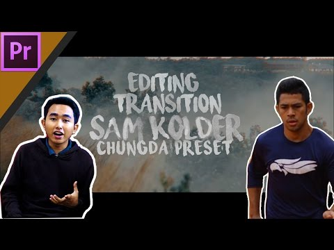 #Tips Editing Video: Transisi SAM KOLDER  - Editing Transisi Kekinian