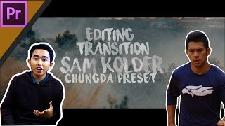 #Tips Editing Video: Transisi SAM KOLDER  - Editing Transisi Kekinian