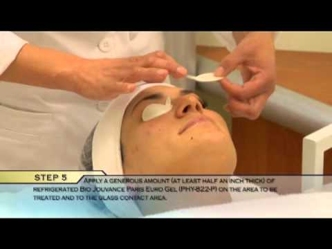 Record-618 IPL Machine (OFFICIAL Bio Jouvance Signature Facial Treatment Video)
