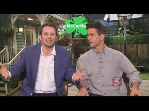Joey McIntyre and Tyler Ritter P