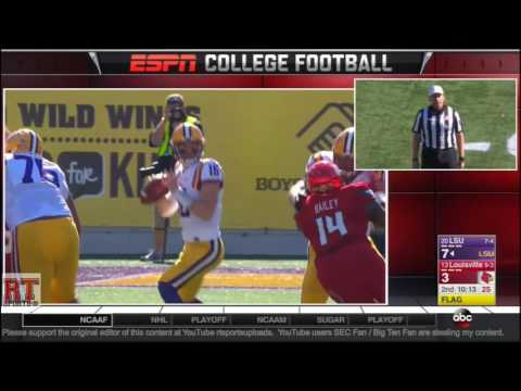 (Citrus Bowl) LSU Tigers vs Louisville Cardinals in 30 Minutes - 12/31/16