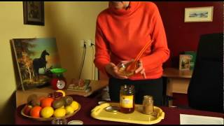 Tinina Kucna Apoteka - Med i Cimet (za prehladu, imunitet, kožu)