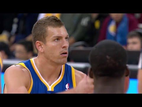 David Lee 31 Pts Highlights vs Los Angeles Lakers (2013.10.15) (NBA GLOBAL GAMES)