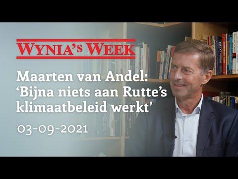 Maarten van Andel: 'Bijna niets aan Rutte's klimaatbeleid werkt'